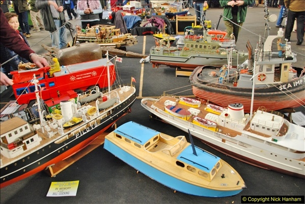 2018-01-21 London Model Engineering Exhibition, Alexandra Palace, London.  (165)165