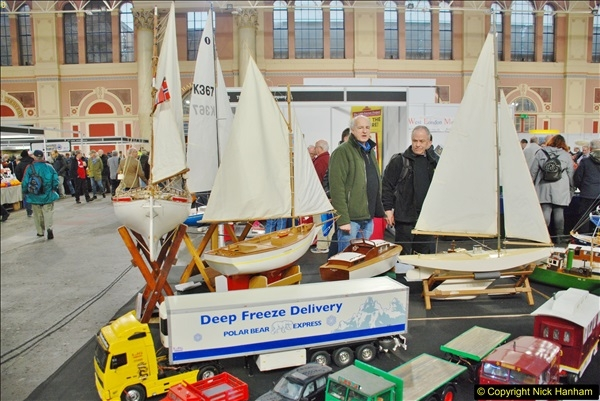 2018-01-21 London Model Engineering Exhibition, Alexandra Palace, London.  (166)166