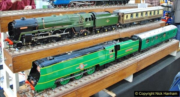 2018-01-21 London Model Engineering Exhibition, Alexandra Palace, London.  (168)168