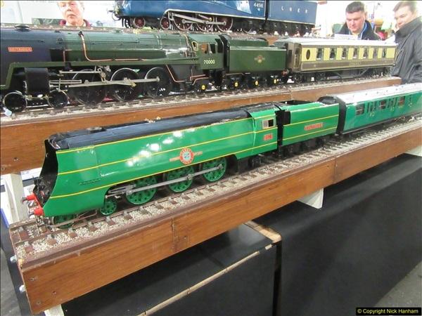 2018-01-21 London Model Engineering Exhibition, Alexandra Palace, London.  (169)169