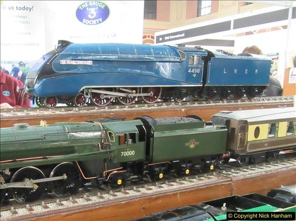 2018-01-21 London Model Engineering Exhibition, Alexandra Palace, London.  (170)170