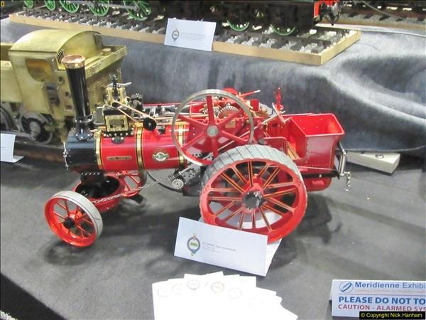 2018-01-21 London Model Engineering Exhibition, Alexandra Palace, London.  (174)174