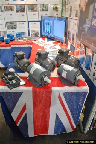 2018-01-21 London Model Engineering Exhibition, Alexandra Palace, London.  (175)175
