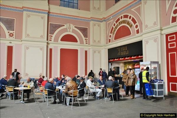 2018-01-21 London Model Engineering Exhibition, Alexandra Palace, London.  (180)180