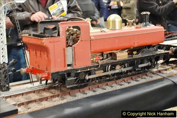 2018-01-21 London Model Engineering Exhibition, Alexandra Palace, London.  (184)184