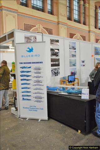 2018-01-21 London Model Engineering Exhibition, Alexandra Palace, London.  (185)185
