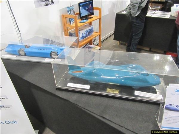 2018-01-21 London Model Engineering Exhibition, Alexandra Palace, London.  (187)187