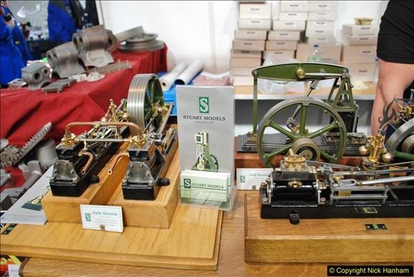 2018-01-21 London Model Engineering Exhibition, Alexandra Palace, London.  (191)191