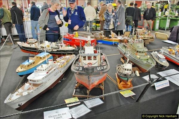 2018-01-21 London Model Engineering Exhibition, Alexandra Palace, London.  (193)193