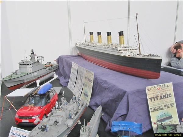 2018-01-21 London Model Engineering Exhibition, Alexandra Palace, London.  (194)194