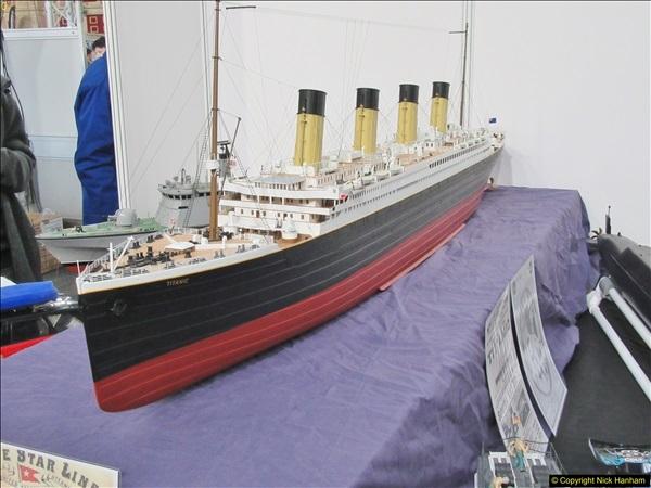 2018-01-21 London Model Engineering Exhibition, Alexandra Palace, London.  (198)198