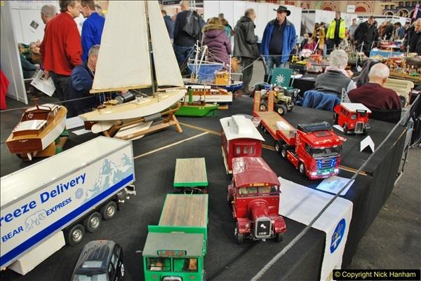 2018-01-21 London Model Engineering Exhibition, Alexandra Palace, London.  (202)202