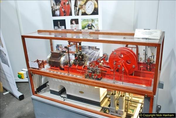 2018-01-21 London Model Engineering Exhibition, Alexandra Palace, London.  (209)209