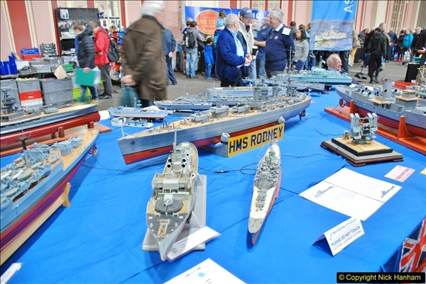 2018-01-21 London Model Engineering Exhibition, Alexandra Palace, London.  (210)210