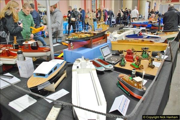 2018-01-21 London Model Engineering Exhibition, Alexandra Palace, London.  (215)215