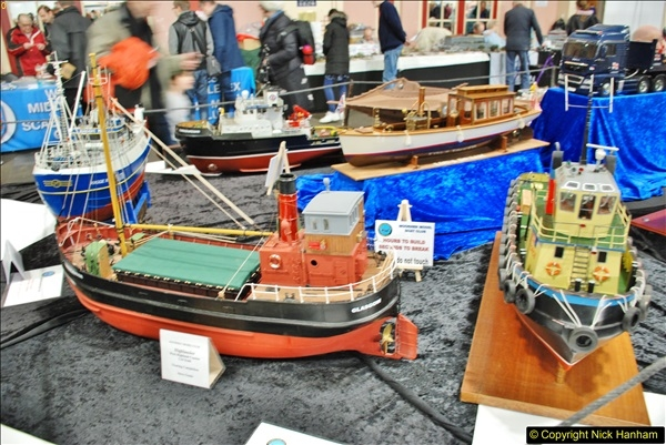 2018-01-21 London Model Engineering Exhibition, Alexandra Palace, London.  (216)216