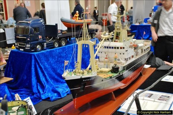 2018-01-21 London Model Engineering Exhibition, Alexandra Palace, London.  (217)217
