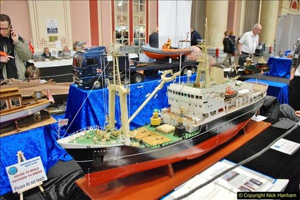 2018-01-21 London Model Engineering Exhibition, Alexandra Palace, London.  (218)218