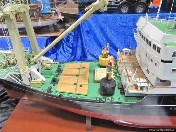 2018-01-21 London Model Engineering Exhibition, Alexandra Palace, London.  (220)220