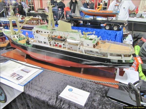2018-01-21 London Model Engineering Exhibition, Alexandra Palace, London.  (223)223