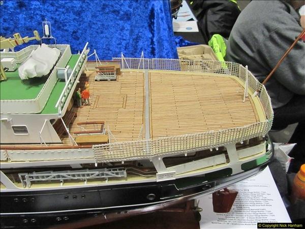 2018-01-21 London Model Engineering Exhibition, Alexandra Palace, London.  (224)224