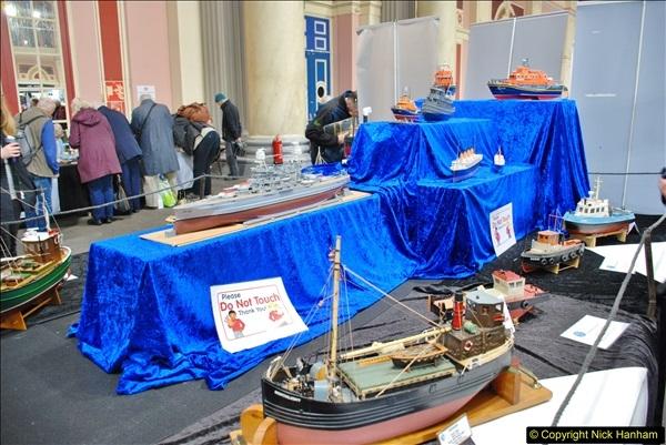 2018-01-21 London Model Engineering Exhibition, Alexandra Palace, London.  (229)229