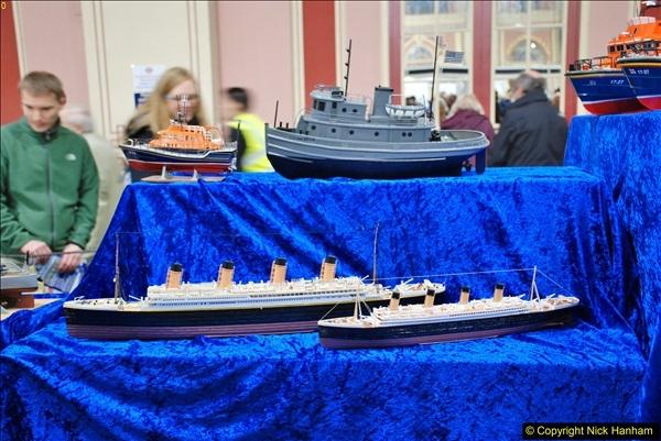 2018-01-21 London Model Engineering Exhibition, Alexandra Palace, London.  (231)231