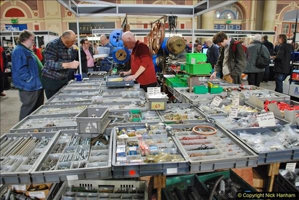 2018-01-21 London Model Engineering Exhibition, Alexandra Palace, London.  (235)235
