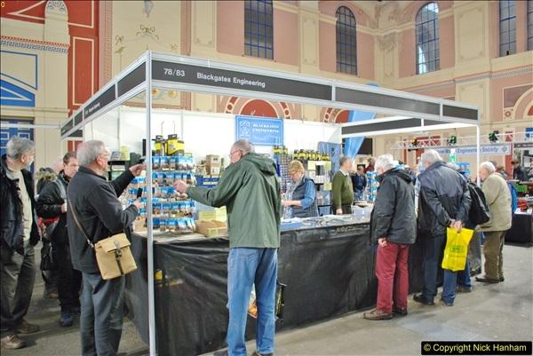 2018-01-21 London Model Engineering Exhibition, Alexandra Palace, London.  (236)236