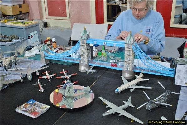 2018-01-21 London Model Engineering Exhibition, Alexandra Palace, London.  (239)239