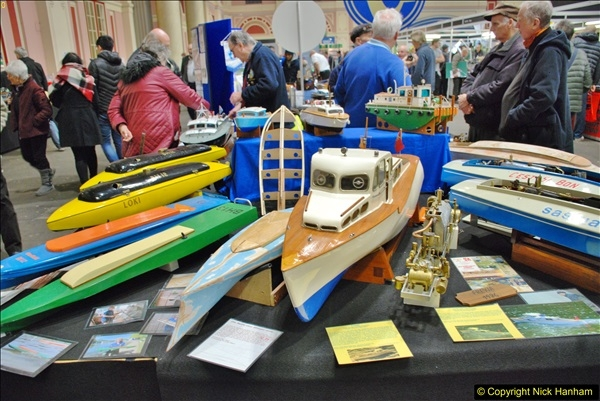 2018-01-21 London Model Engineering Exhibition, Alexandra Palace, London.  (242)242