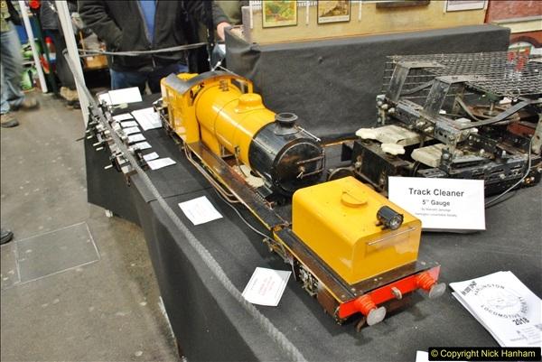 2018-01-21 London Model Engineering Exhibition, Alexandra Palace, London.  (249)249