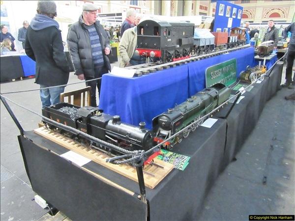 2018-01-21 London Model Engineering Exhibition, Alexandra Palace, London.  (260)260