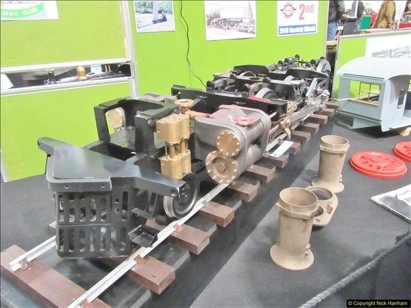 2018-01-21 London Model Engineering Exhibition, Alexandra Palace, London.  (267)267