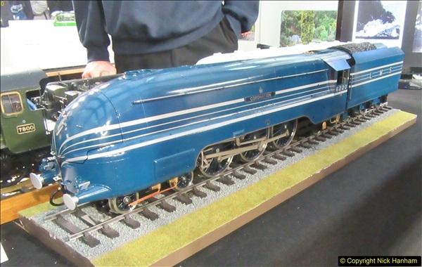 2018-01-21 London Model Engineering Exhibition, Alexandra Palace, London.  (270)270