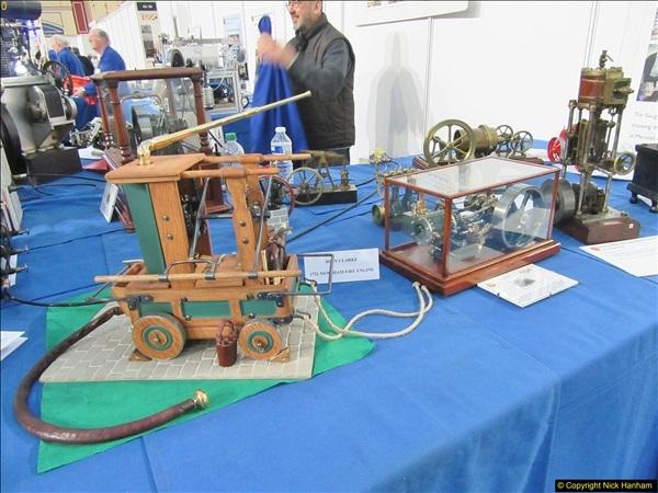 2018-01-21 London Model Engineering Exhibition, Alexandra Palace, London.  (272)272