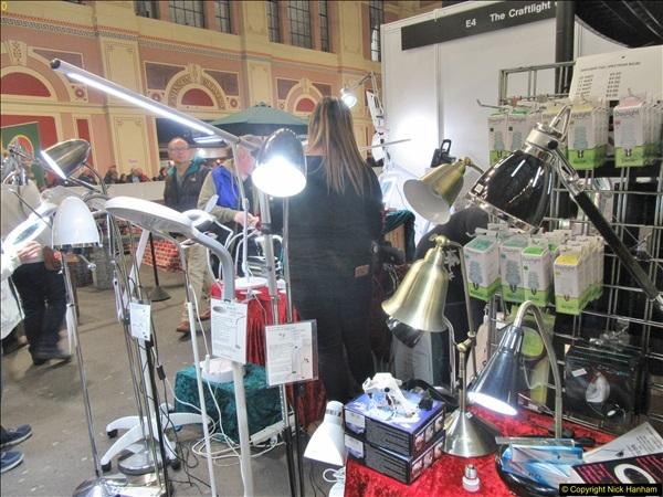 2018-01-21 London Model Engineering Exhibition, Alexandra Palace, London.  (276)276
