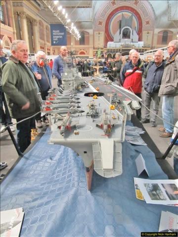 2018-01-21 London Model Engineering Exhibition, Alexandra Palace, London.  (281)281