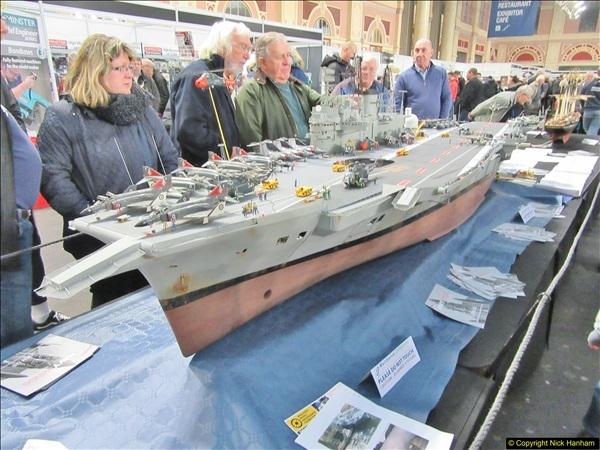2018-01-21 London Model Engineering Exhibition, Alexandra Palace, London.  (282)282