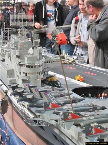 2018-01-21 London Model Engineering Exhibition, Alexandra Palace, London.  (284)284