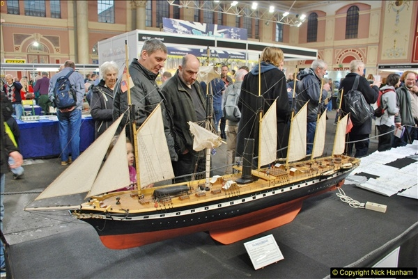 2018-01-21 London Model Engineering Exhibition, Alexandra Palace, London.  (287)287