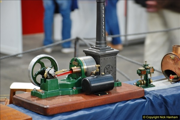 2018-01-21 London Model Engineering Exhibition, Alexandra Palace, London.  (290)290