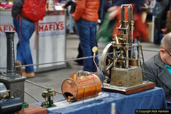 2018-01-21 London Model Engineering Exhibition, Alexandra Palace, London.  (291)291