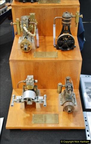 2018-01-21 London Model Engineering Exhibition, Alexandra Palace, London.  (292)292