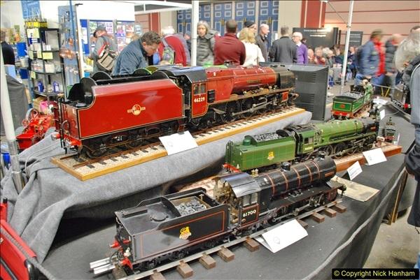 2018-01-21 London Model Engineering Exhibition, Alexandra Palace, London.  (298)298