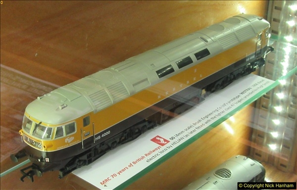 2018-01-21 London Model Engineering Exhibition, Alexandra Palace, London.  (301)301