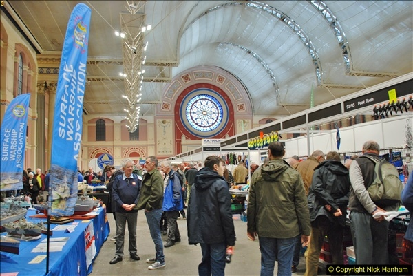 2018-01-21 London Model Engineering Exhibition, Alexandra Palace, London.  (302)302