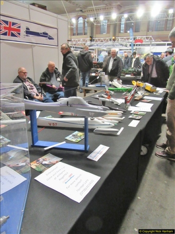 2018-01-21 London Model Engineering Exhibition, Alexandra Palace, London.  (38)038