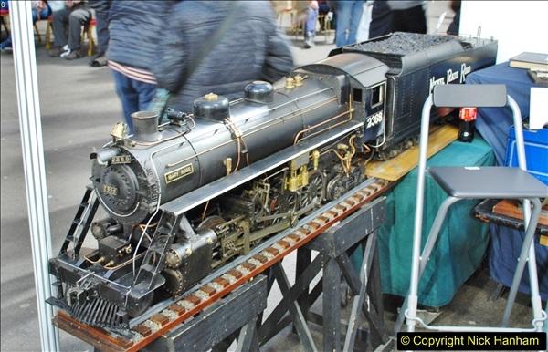 2018-01-21 London Model Engineering Exhibition, Alexandra Palace, London.  (51)051