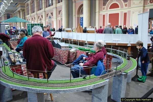 2018-01-21 London Model Engineering Exhibition, Alexandra Palace, London.  (55)055